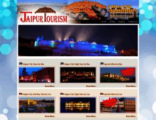 jaipursightseeing.com screenshot