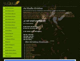 jairadhekrishna.com screenshot