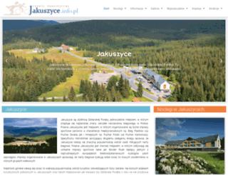 jakuszyce.info.pl screenshot