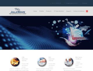jalawave.net screenshot