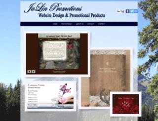 jalinpromotions.ca screenshot