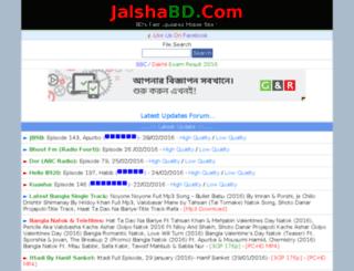 jalshabd.com screenshot