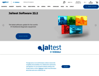 jaltest.com screenshot