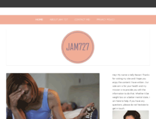 jam727.com screenshot