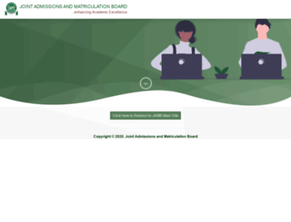 jamb.org.ng screenshot