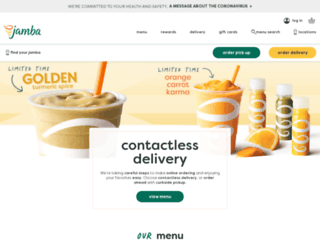 jamba.com screenshot