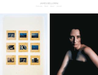 jamesbellorini.co.uk screenshot