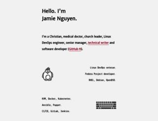 jamielinux.com screenshot