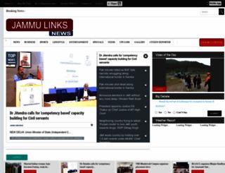 jammulinksnews.com screenshot
