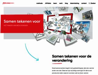 jamvisualthinking.com screenshot