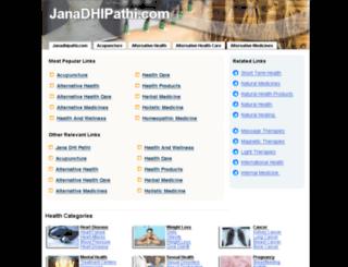 janadhipathi.com screenshot