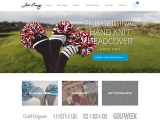 jancraigheadcovers.com screenshot