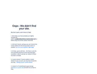 jandjmediasolutions.teamworkpm.net screenshot