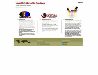 janecos.com screenshot