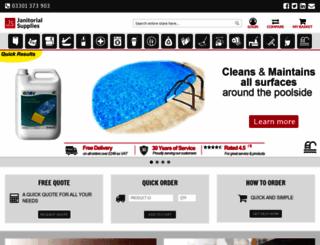 janitorialsupplies.co.uk screenshot