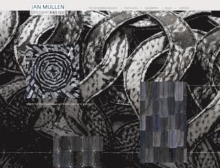 janmullen.com.au screenshot