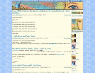janniefunster.com screenshot