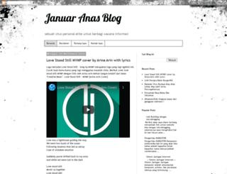 januar-anas.blogspot.com screenshot
