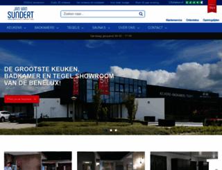 janvansundert.nl screenshot