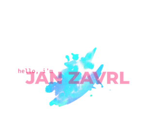 janzavrl.me screenshot