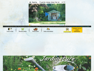 jardinature.net screenshot