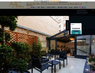 jardindevilliers.com screenshot