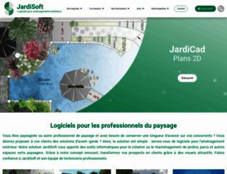 jardisoft.fr screenshot