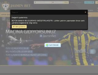 jasminbet7.com screenshot