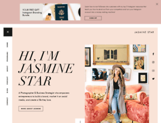 jasmine-star.com screenshot