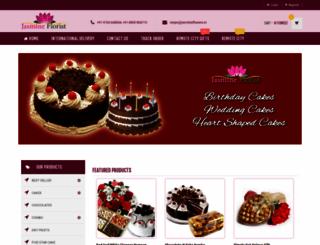 jasmineflowers.in screenshot