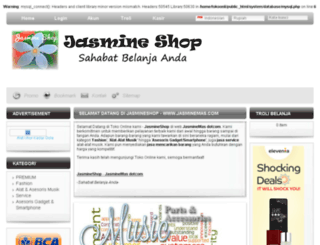 jasminemas.com screenshot