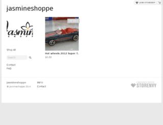 jasmineshoppe.storenvy.com screenshot