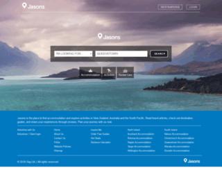 jasons.co.nz screenshot
