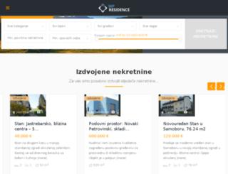 jastrebarsko-nekretnine.com screenshot