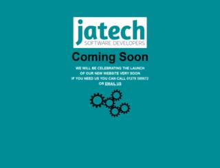 jatech.co.uk screenshot