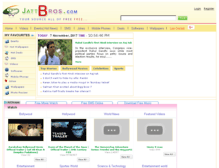 jattbros.com screenshot