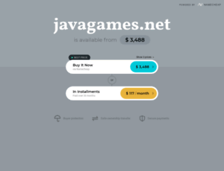 javagames.net screenshot