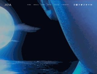 javieramena.com screenshot