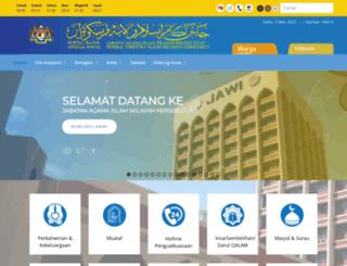 jawi.gov.my screenshot