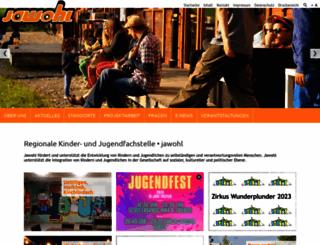 jawohl.ch screenshot