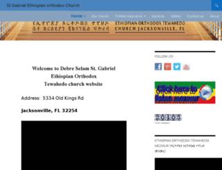 jaxgabriel.org screenshot