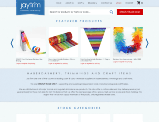 jay-trim.co.uk screenshot