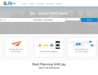 jay.com screenshot