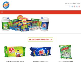 jaykaysoaps.com screenshot