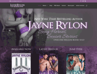 jaynerylon.com screenshot