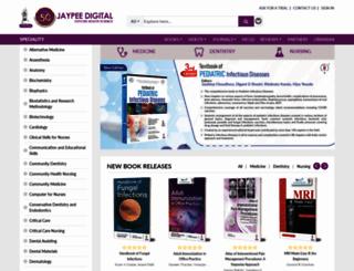 jaypeedigital.com screenshot