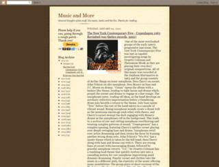 jazzandblues.blogspot.com screenshot