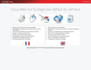 jbdev.kabia.eu screenshot