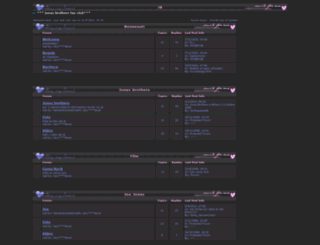 jbfanforumdiilary.forumfree.net screenshot