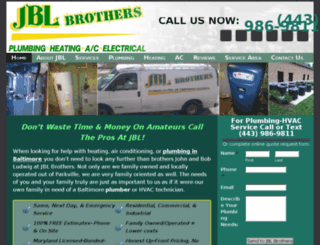 jblbrothers.com screenshot